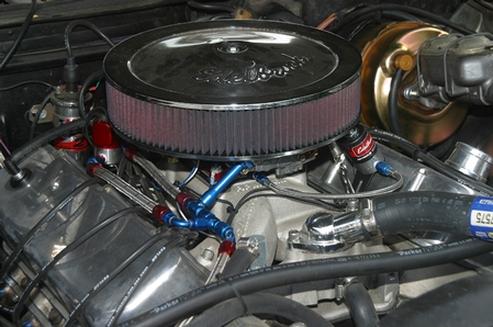 Sean Reid's 69 Chevelle