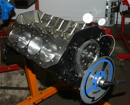 Blown & Intercooled 540