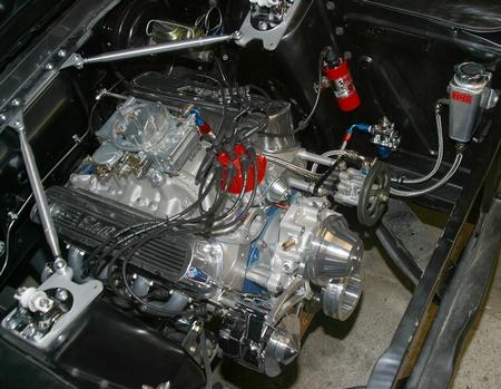 Mullin's Mustang