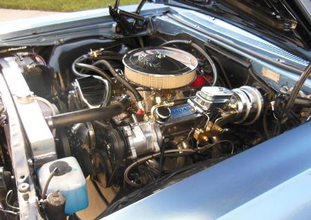 Eric's 65 Impala
