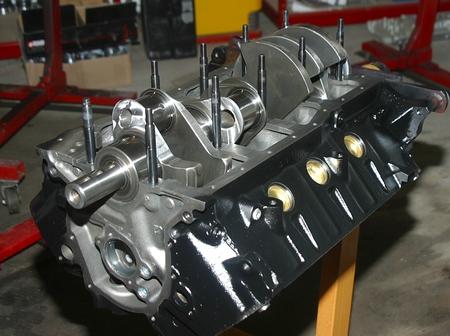 66 Mustang Sleeper