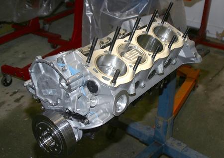 aluminum ford