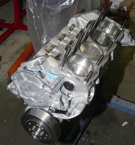 aluminum 347 stroker