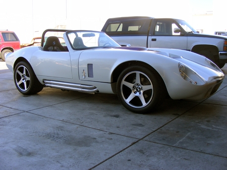 lotus street car