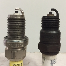 spark plug gaps