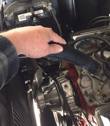 my engine runs hot